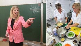 Ministerstvo školství v čele s Kateřinou Valachovou přichází s úpravou stravovací vyhlášky pro školní jídelny.