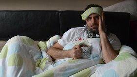 Chřipka může člověka zcela vyřadit z provozu na několik dní. A i mu způsobit smrt.