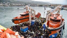 Migrace představuje v Evropě stále problém