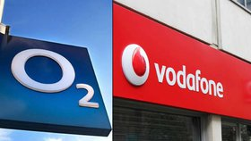 Antimonopolní úřad uložil O2 a Vodafone pokutu téměř 100 milionů korun.