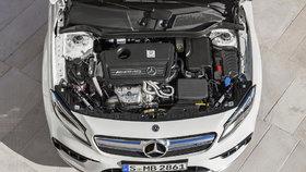 Facelift Mercedesu GLA