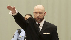 Norsko neporušuje Breivikova práva, rozhodl odvolací soud.