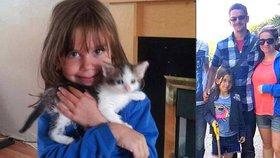 Malá Katie Rough (†7) byla brutálně zavražděna. Policie zatkla patnáctiletou teenagerku.