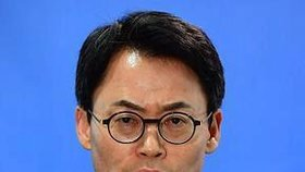 Šéf jihokorejského podniku Samsung Group I Če-jong