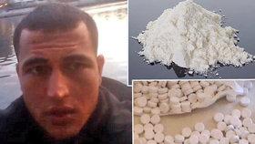 Anis Amri pravidelně užíval kokain a extázi.