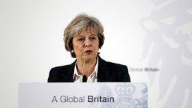 Theresa Mayová odmítá částečné členství Británie v EU.