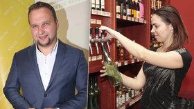 Ministr zemědělství Marian Jurečka je rád, že vinařský zákon znovu schválila Sněmovna. Ač k němu má i výhrady.