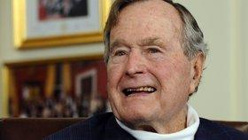 41. prezident USA George Bush starší