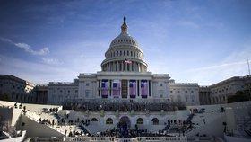 Washington se připravuje na Trumpovu inauguraci.