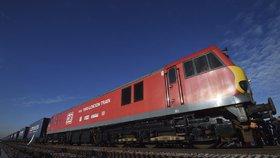 Britská policie vyšetřuje dva pokusy o sabotáž na železnici, které podle ní souvisí s chystaným odchodem Británie z Evropské unie. (ilustrační foto)