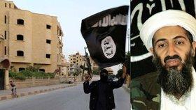 Usáma bin Ládin nesouhlasil s filozofií ISIS.