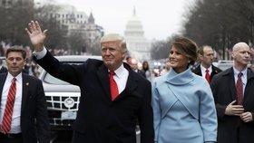 První pár na cestě do Bílého domu