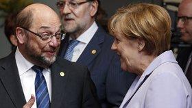Vyzyvatel Merkelové: Martin Schulz, bývalý šéf europarlamentu