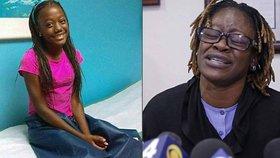 Školačka Nakia Venant (†14) spáchala sebevraždu v přímém přenosu na Facebooku. Zdrcená maminka Gina Alexis viní ze smrti dcery sociální systém.
