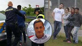 Martin Rozumek z Organizace pro pomoc uprchlíkům zkritizoval počínání cizinecké policie v Česku. Dočkal se odsuzující reakce.