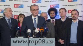 TOP 09 představila Vizi 2030.