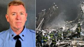 Hrdina, který 11. září v New Yorku zachraňoval životy, zemřel na rakovinu.
