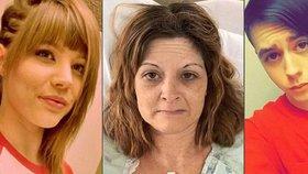 Janel Francis ubodala syna a zranila dceru před zraky vlastních vnoučat.