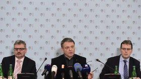 Český ministr zahraničí Lubomír Zaorálek (ČSSD)
