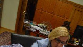 Ministryně pro místní rozvoj Karla Šlechtová dala zelenou sociálnímu bydlení.