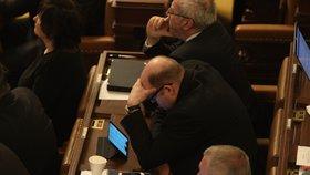 Jednání Sněmovny