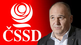 Volební manažer ČSSD Jan Birke tvrdí, že je potřeba zaujmout něčím jiným, než je změna barvy loga.