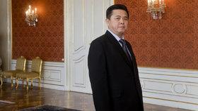 Kim Pchjong-il, strýc severokorejského vůdce Kim Čong-una a velvyslanec KLDR v ČR