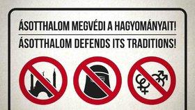 Maďarská vesnice zakázala nošení muslimského oblečení a propagaci homosexuality.