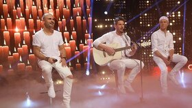 Skupina Lunetic se vrátila na pódia s hitem Máma po 18 letech.