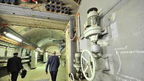 Bezpečnostní kryty v podzemí pražského metra čeká rozsáhlá obnova.