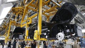 Již v loňském roce byl průměrný plat v automobilce nad 45 tisíci korunami