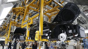 Německo se bojí útlumu svého automobilového průmyslu.