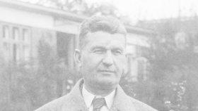 Podnikatel a obuvník Tomáš Baťa