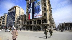 Ulice Aleppa