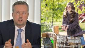 Ministr Brabec připravil dotace na vodu.