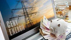 Za energie si většina Čechů v letošním roce připlatí.