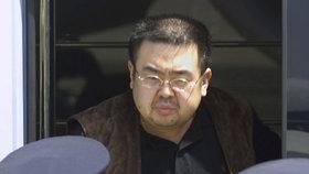 Nevlastní bratr vůdce KLDR Kim Čong-nam