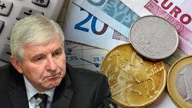 Guvernér ČNB Jiří Rusnok oznámil 6. dubna 2017, že intervence a oslabování kurzu koruny končí.