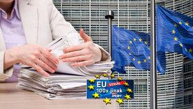 EU neustále vytváří nové úřady.