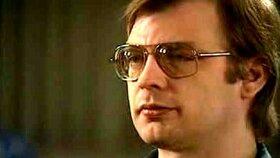 Jedna z posledních fotografií Jeffreyho Dahmera