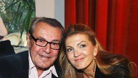 Miloš s Martinou