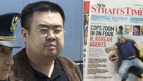 Poslední fotka Kim Čong-nama před smrtí: Zhroucený a v bezvědomí!