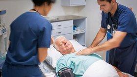 Kvůli teroristickým útokům se britští lékaři snaží zůstávat střízliví (Ilustrační foto)