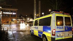 Švédská policie (ilustrační snímek)