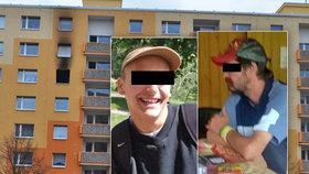 Požár v Jirkově, který zabil otce a syna, měl prý na starosti žhář, kterému jedna z obětí dlužila 600 Kč.