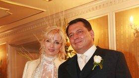 Svatební fotografie Paroubkových