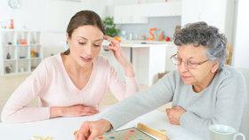 Za péči o své příbuzné platí rodina až 30 tisíc korun měsíčně