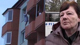 Maminka a ostatní příbuzní se naposledy rozloučili s Jaroslavem Janotou, který kvůli trestu za střelbu na exekutory spáchal sebevraždu.