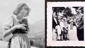 Bylo nalezeno fotoalbum Evy Braun.