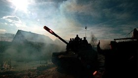 Bosenský tank na severu země